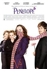 Penelope Movie Poster