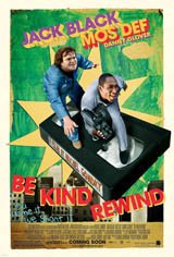 Be Kind Rewind Movie Poster