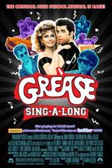 Sing-a-long-a Grease Poster
