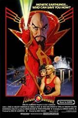 Flash Gordon Movie Poster
