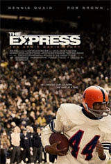 The Express Movie Poster
