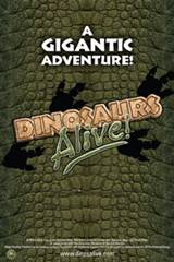 Dinosaurs Alive Movie Poster