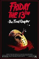 Friday the 13th: The Final Chapter Movie Poster