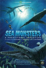 Sea Monsters: A Prehistoric Adventure Movie Poster