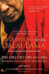 10 Questions for the Dalai Lama Movie Poster