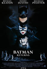 Batman Returns Movie Poster