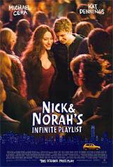 Nick & Norah's Infinite Playlist Movie Poster