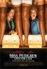 Miss Pettigrew Lives For a Day Movie Poster
