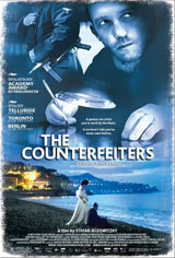 The Counterfeiters Movie Poster