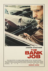 The Bank Job Movie Poster