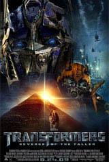 Transformers: Revenge of the Fallen Movie Poster