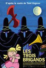Les trois brigands Movie Poster