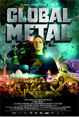 Global Metal Movie Poster