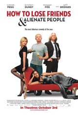 How to Lose Friends and Alienate People Movie Poster