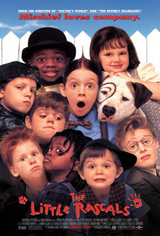 The Little Rascals Movie Poster