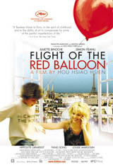 Flight of the Red Balloon Movie Poster