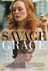 Savage Grace Movie Poster