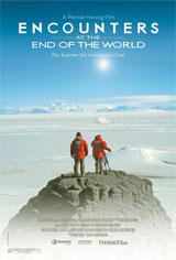 Encounters at the End of the World Movie Poster