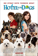 Hotel for Dogs Movie Poster