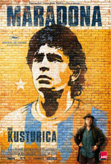 Maradona by Kusturica Movie Poster
