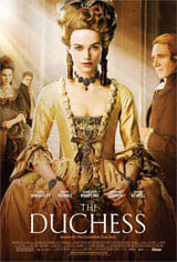 The Duchess Movie Poster Movie Poster