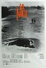La Notte Movie Poster