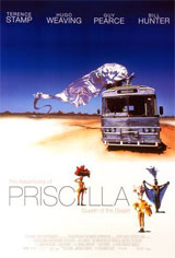 The Adventures of Priscilla, Queen of the Desert Movie Poster