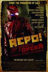 Repo! The Genetic Opera Movie Poster