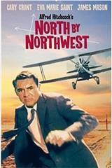 North by Northwest Movie Poster