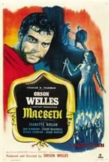 Macbeth (1948) Movie Poster