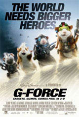 G-Force Movie Poster