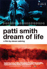 Patti Smith: Dream of Life Movie Poster