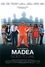 Tyler Perry's Madea Goes to Jail Movie Poster