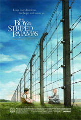 The Boy in the Striped Pajamas Movie Poster