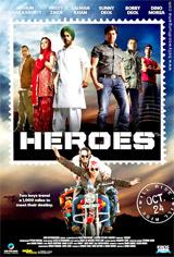 Heroes Movie Poster