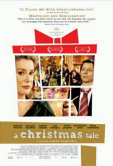 A Christmas Tale Movie Poster