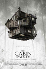 The Cabin in the Woods Movie Poster