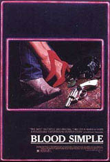 Blood Simple Poster