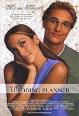 The Wedding Planner Movie Poster