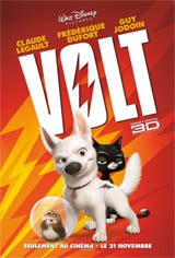 Volt (en Disney Digital 3D) Movie Poster