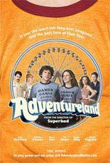 Adventureland Movie Poster