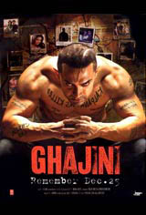 Ghajini Movie Poster