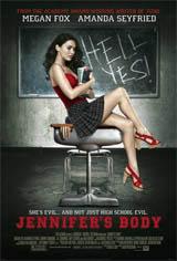 Jennifer's Body Movie Poster Movie Poster