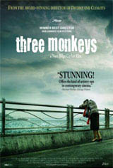 Three Monkeys Movie Poster