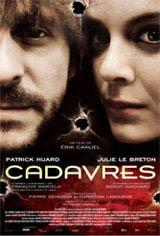 Cadavres Movie Poster
