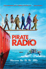 Pirate Radio Movie Poster