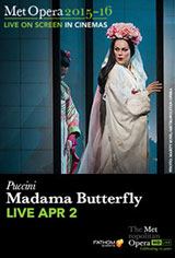 The Metropolitan Opera: Madama Butterfly Movie Poster
