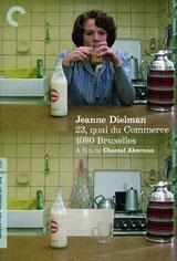 Jeanne Dielman, 23 Quai du Commerce, 1080 Bruxelles Movie Poster