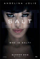 Salt Movie Poster