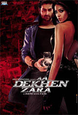 Aa Dekhen Zara: A Date With Fate Movie Poster